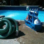 Údržba vody v bazénu